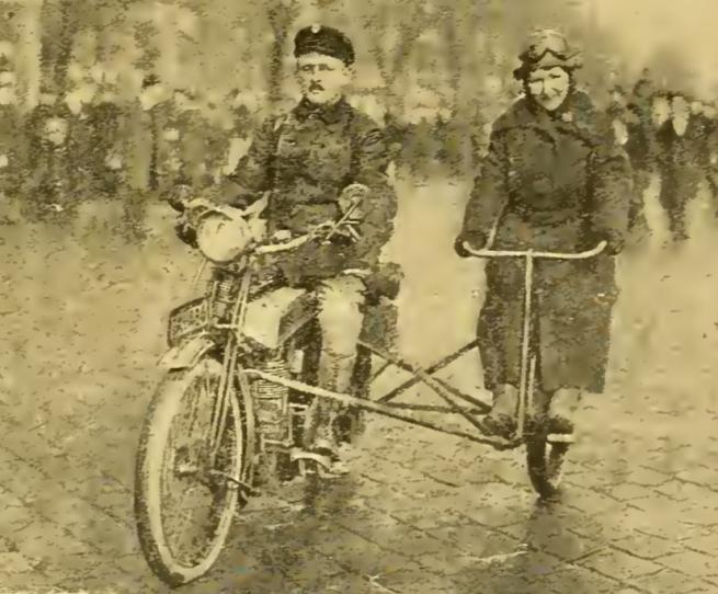 1922 NON SIDECAR