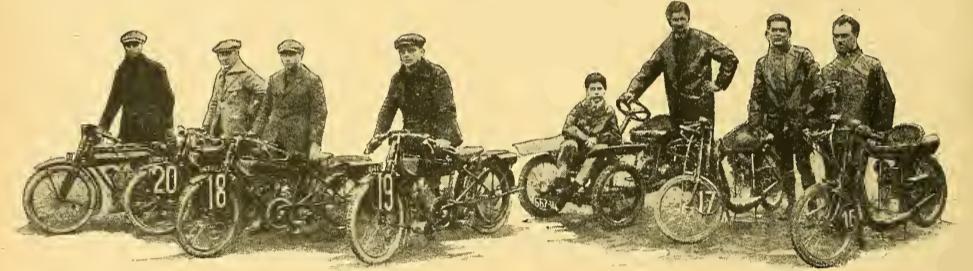 1922 PARIS-NICE