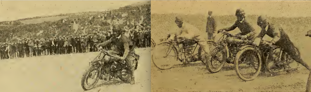 1922 PENDINE DAVIES SPRINT
