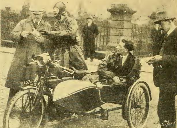 1922 PERTH TRIAL