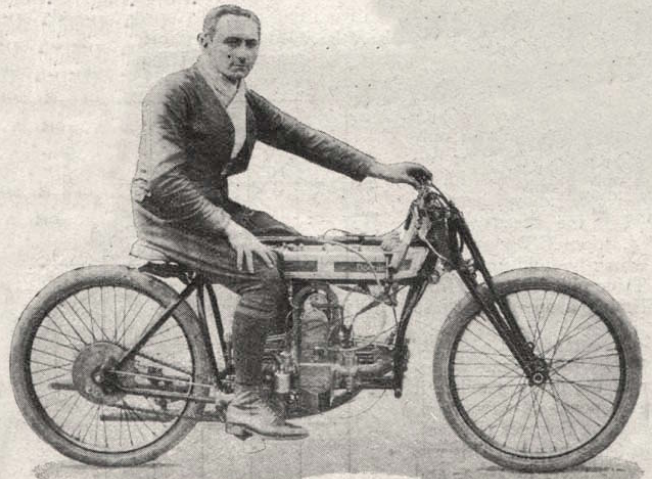 1922 PULLIN 100MPH