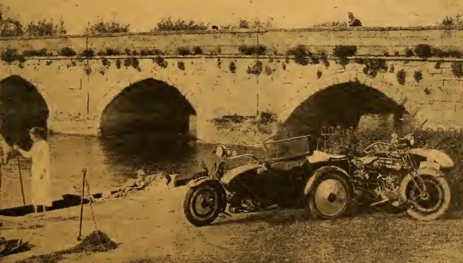 1922 PUNTING STRATFORD
