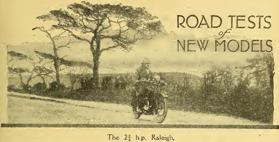 1922 RALEIGH 350 RT AW