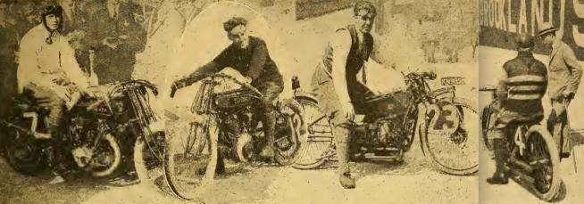 1922 ROYAL BROOKLANDS