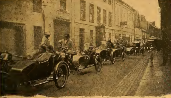 1922 SCAR OUTING