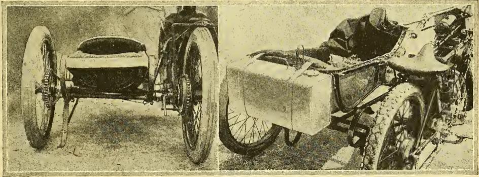 1922 SCAR WHEEL DRIVE