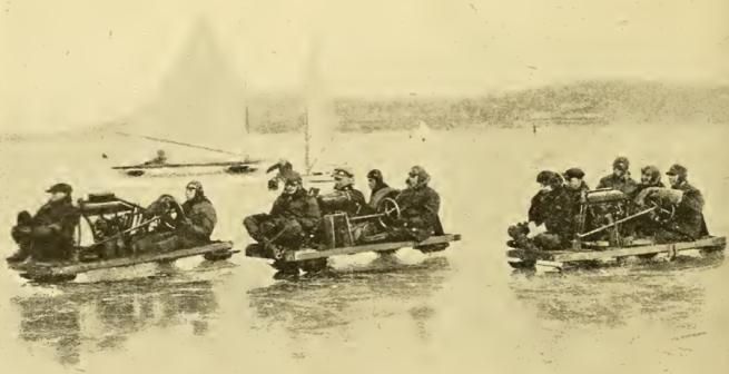 1922 SLEDGES