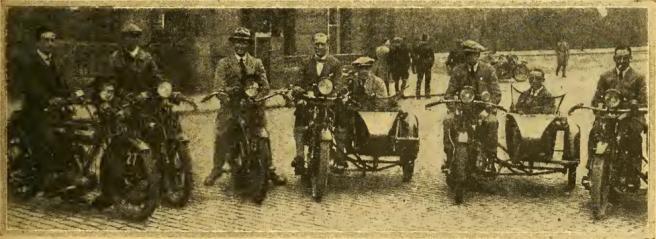 1922 SSDT BSA TEAMS