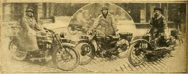 1922 SSDT LADIES