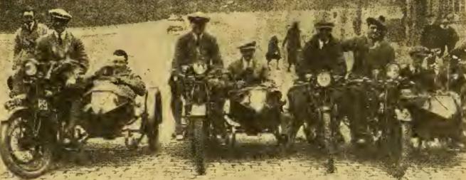 1922 SSDT MARTYNSIDE TEAM