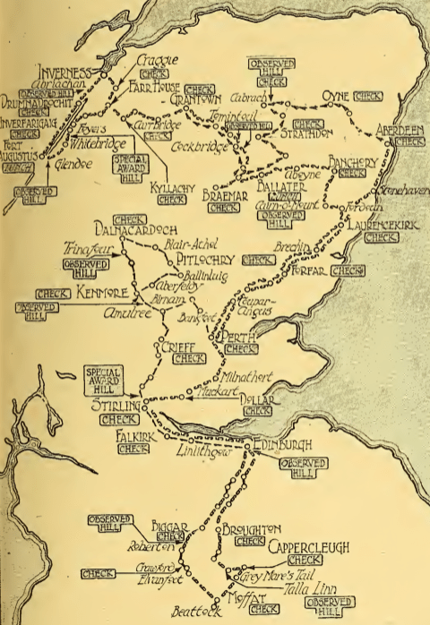 1922 SSDT ROUTE AW