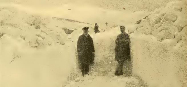 1922 SSDT SNOWDRIFT