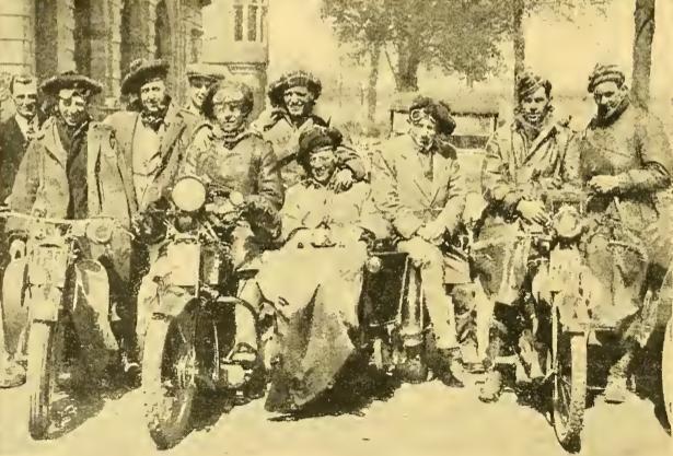 1922 SSDT TAMOSHANTERS