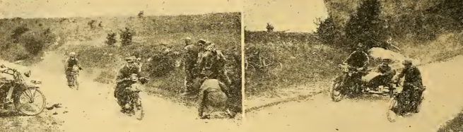 1922 TEAMTRIAL BACKHOUSE GLENDENNING