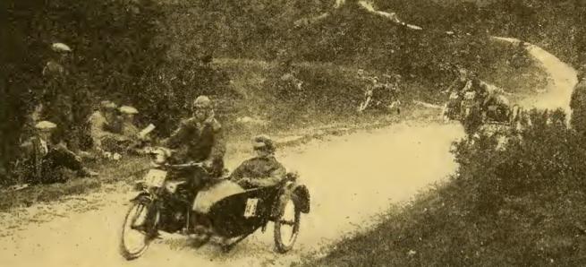 1922 TEAMTRIAL GOLDSMITH