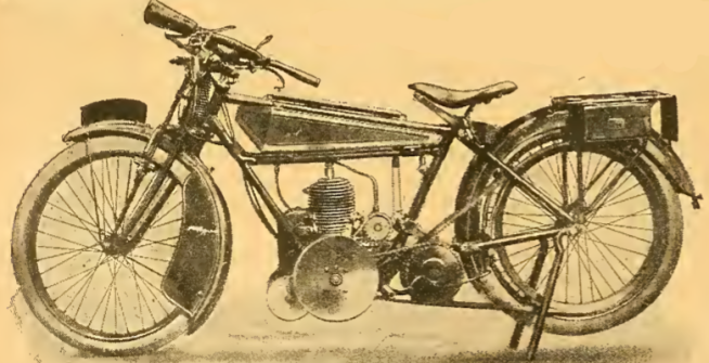 1922 WHITE & POPPE