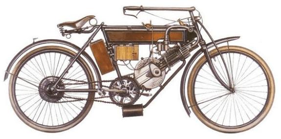 1902 HUMBER