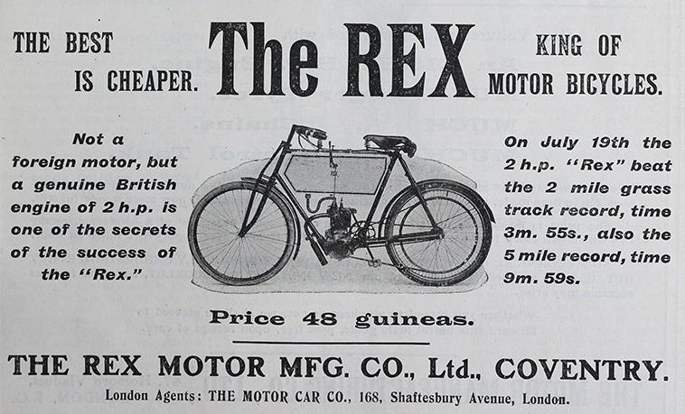 1902 REX AD