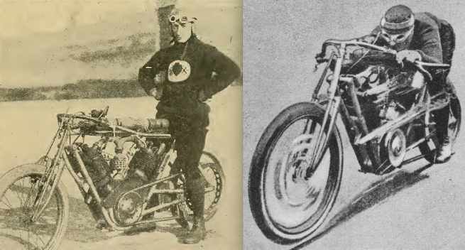 1909 COOKIE 90MPH