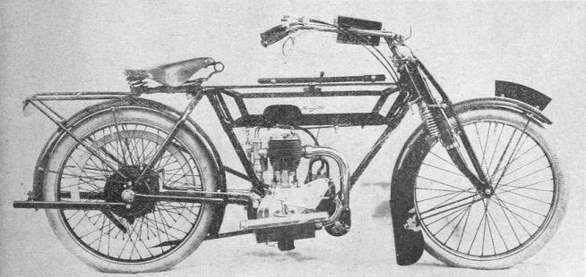1909 HUMBER