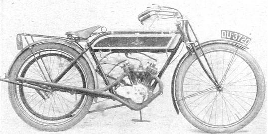 1911 HUMBER TWIN
