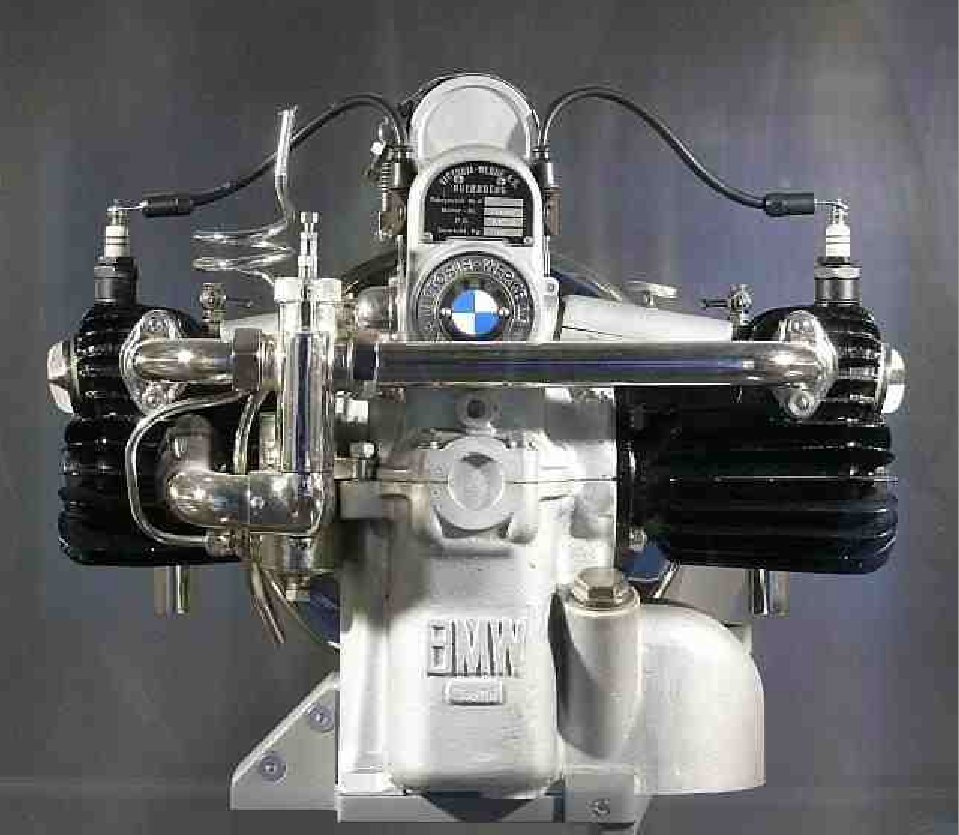 1921 BMW VICTORIA ENGINE