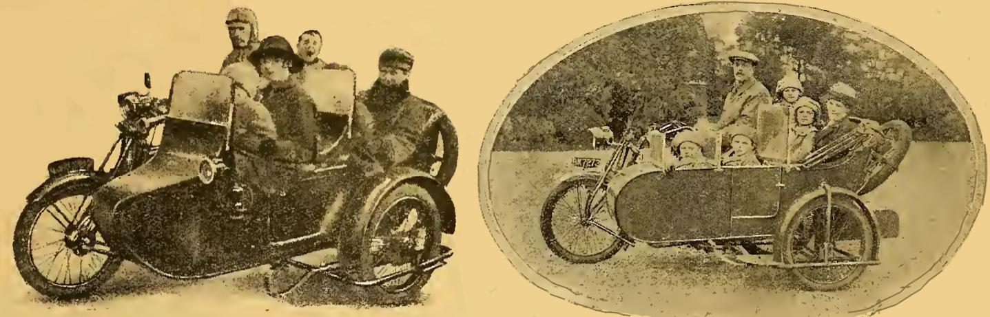1922 2 FAMILY SCARS