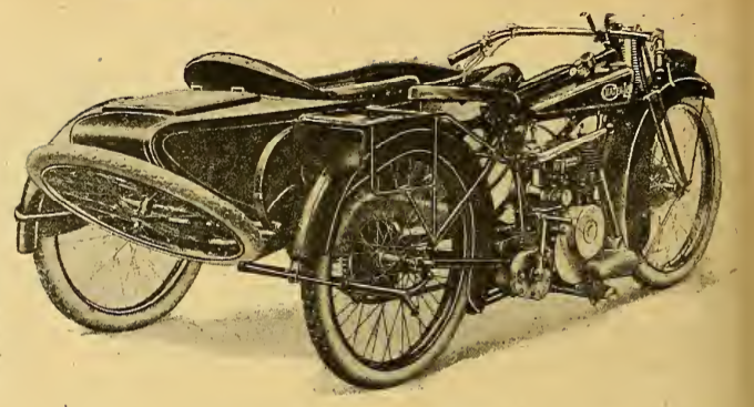 1922 545 CHATER-LEA