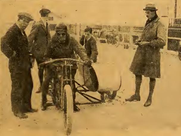 1922 BEEZA NO RECORD