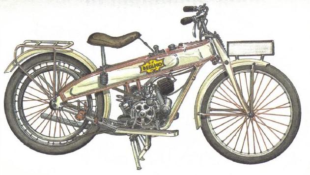 1922 BEKAMO