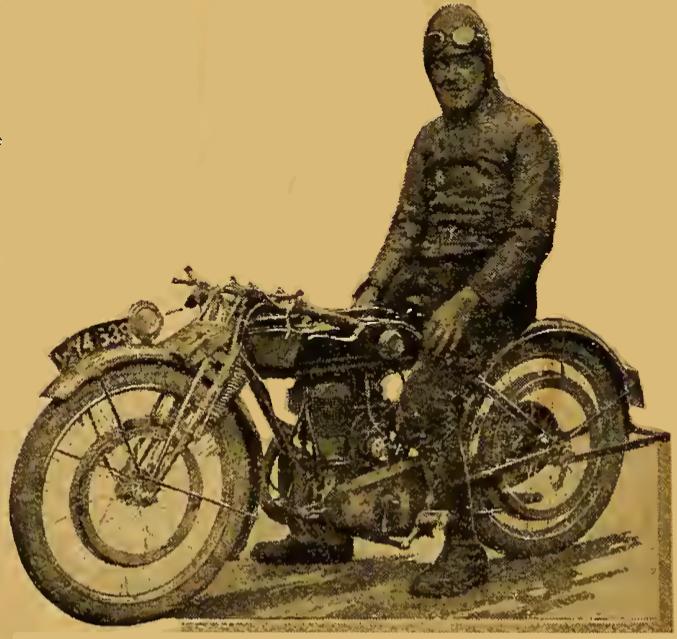 1922 BELGIAN JACKSON