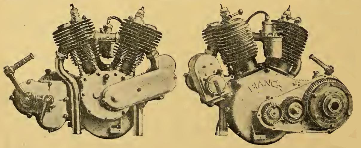 1922 BIANCHI ENGINE