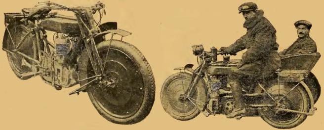 1922 BLERIOT TWIN