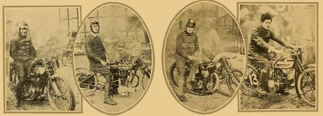1922 BROOK QUARTET