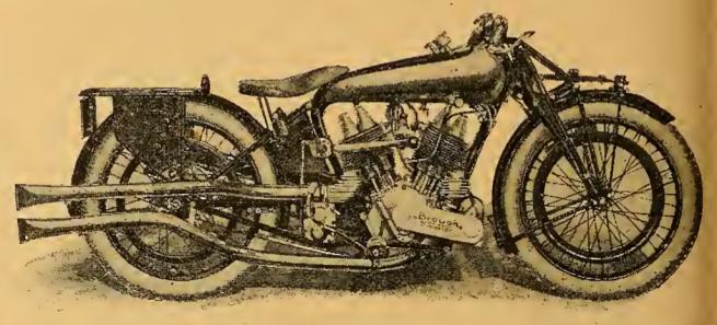 1922 BROUGH SS80