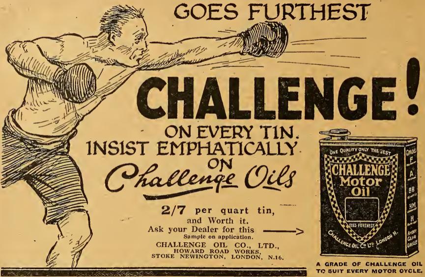 1922 CHALLENGE AD