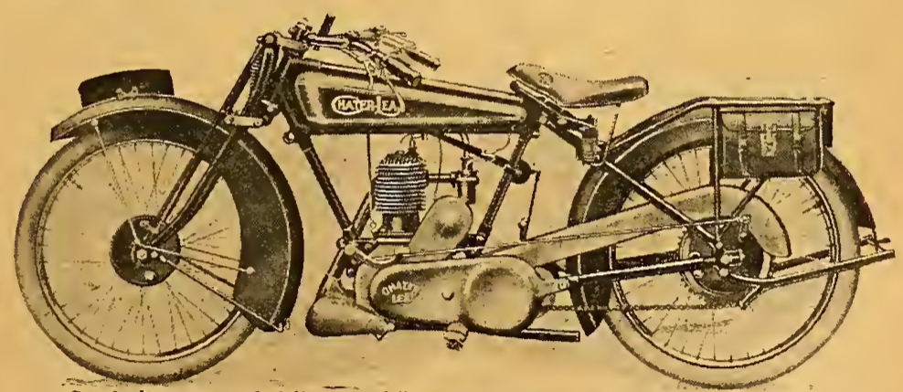 1922 CHATER-LEA 545