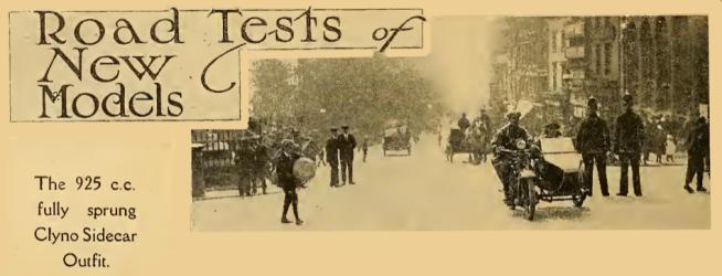 1922 CLYNOTEST AW