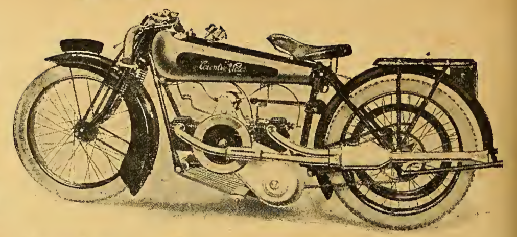 1922 COVENTRY VICTOR 688