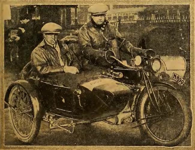 1922 CZECHING IN
