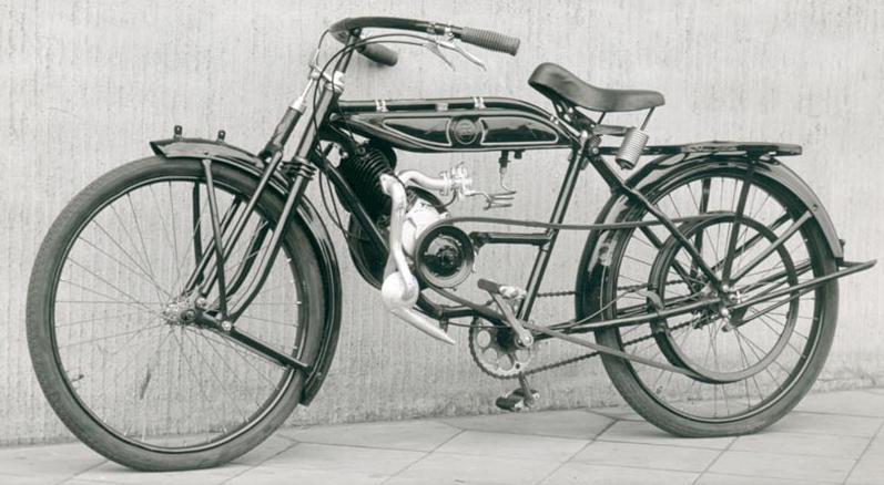 1922 DKW REICHSFAHRTMODELL