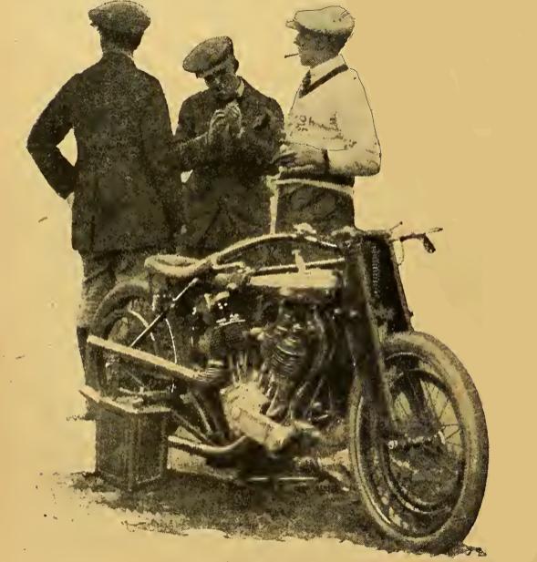 1922 DONCASTER BROUGH