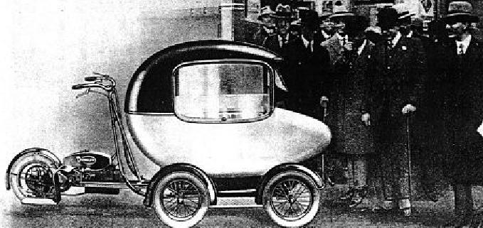 1922 DUNKLEY PRAMOTOR