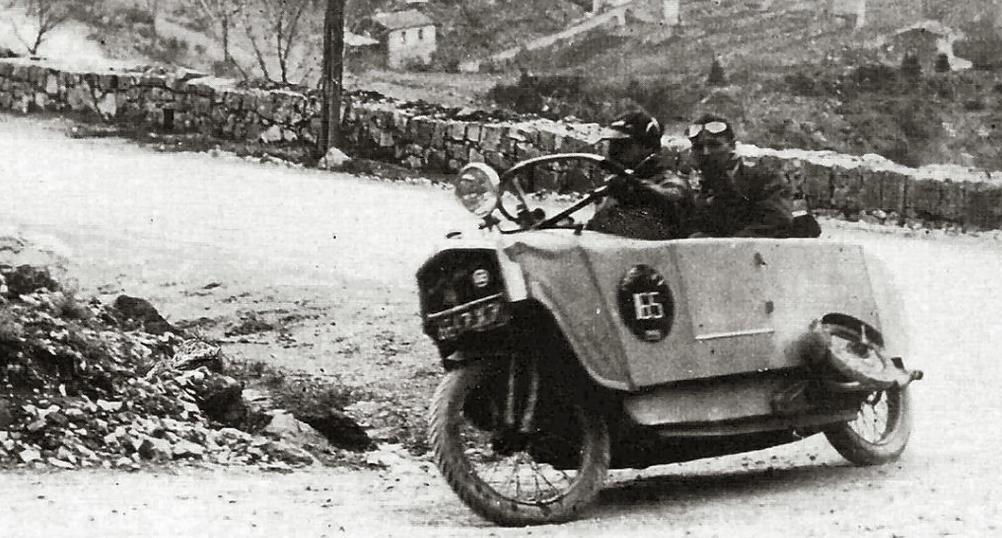 1922 EINSPURAUTO