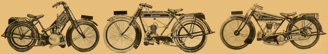 1922 EXCELSIORS
