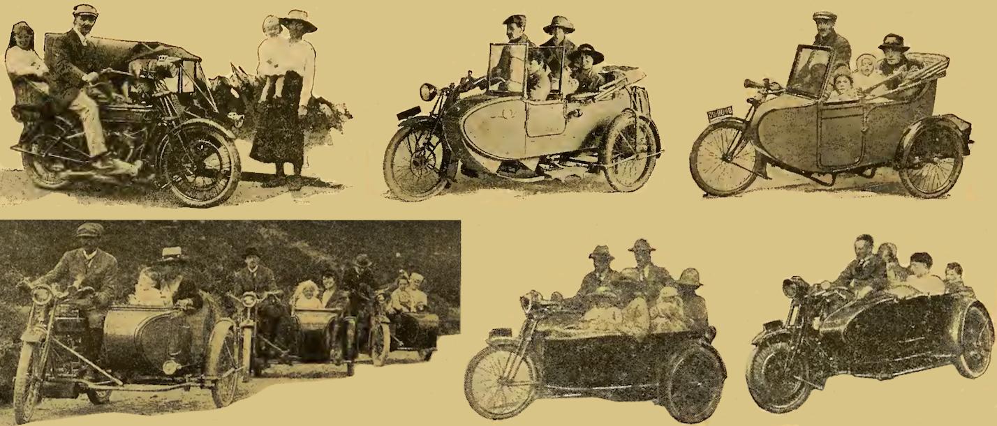 1922 FAMILY SCARS