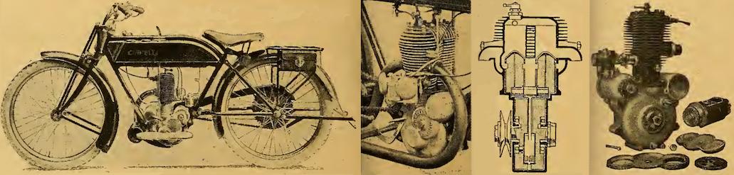 1922 GARELLI 2STROKE