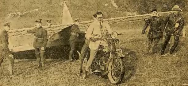 1922 GLIDERBEEZA
