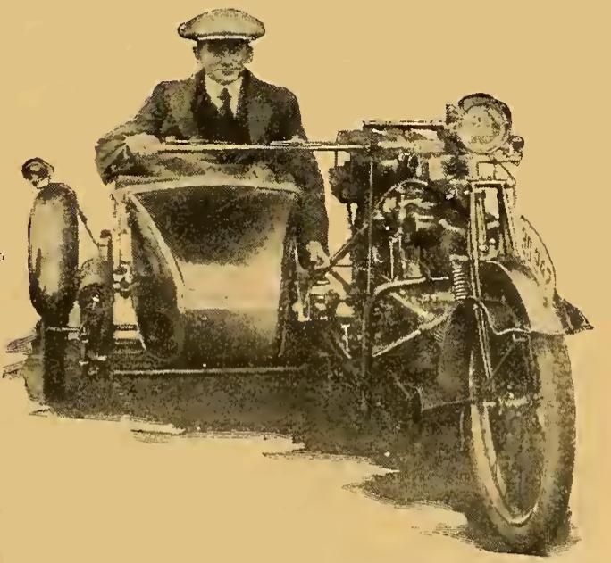 1922 HUMBER 3WLR