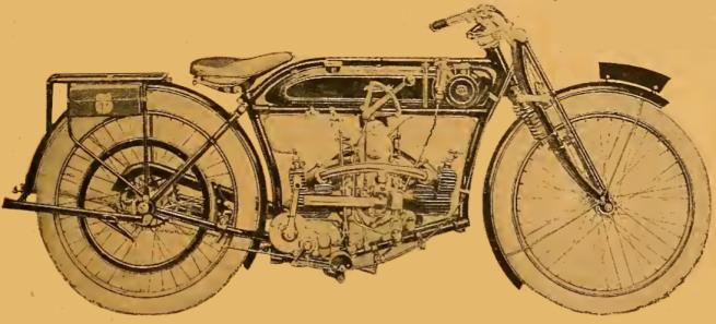 1922 HUMBERTEST BIKE